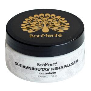 BonMerite (BB) Kehapalsam - Sidrunhein 4745010007064