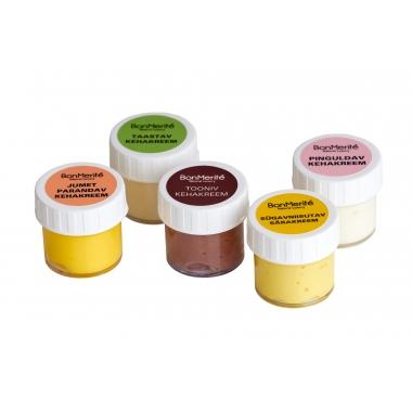looduskosmeetika kuivale nahale minitestrid keha