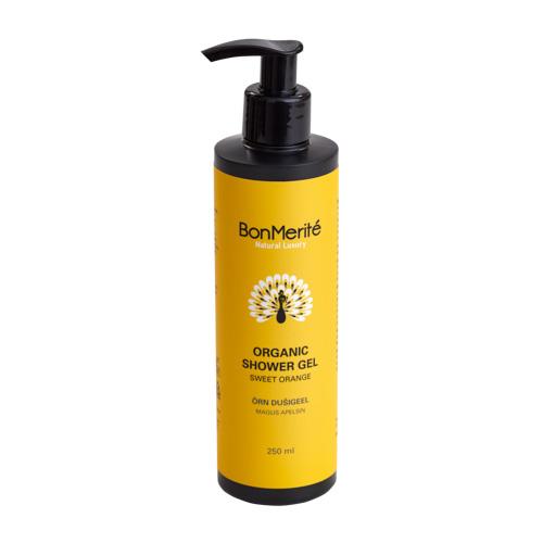 BonMerite (IG) Dušigel - Magus Apelsin - Pudel