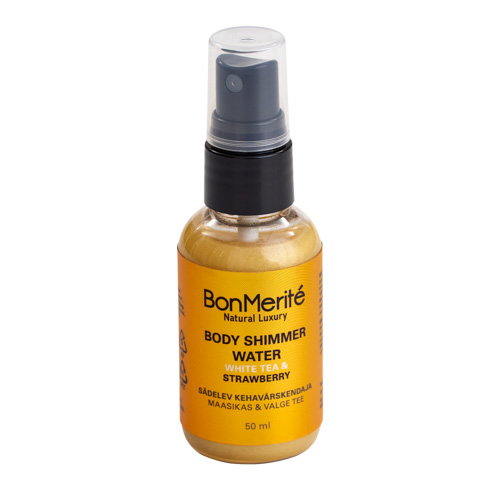 BonMerité shimmer water