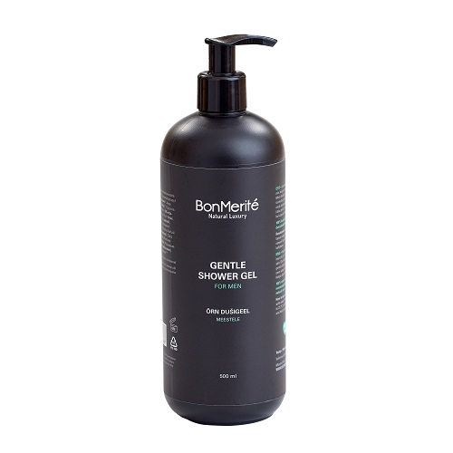 BonMerite (II_500) Dušigel - Meestele 500ml - Pudel